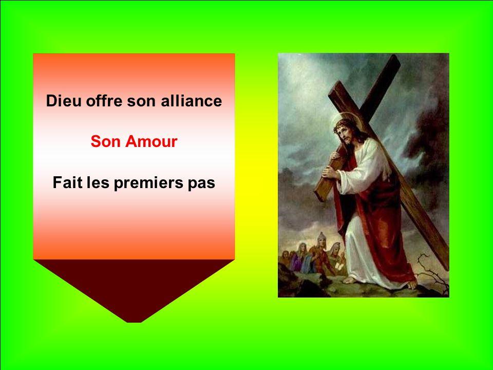MANUEL Dieu offre son alliance
