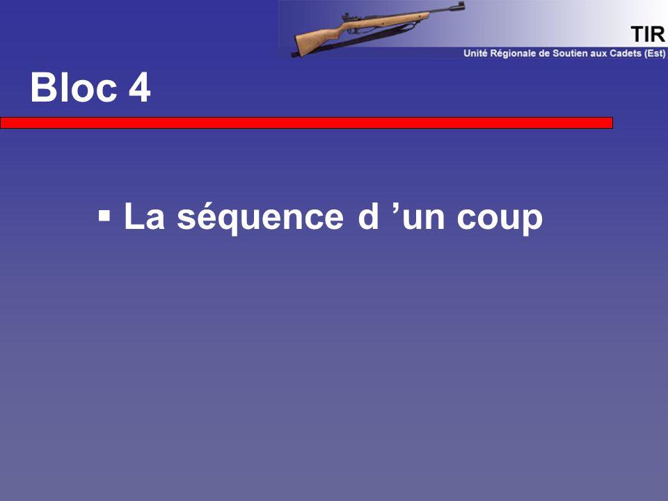 Bloc 4  La séquence d 'un coup