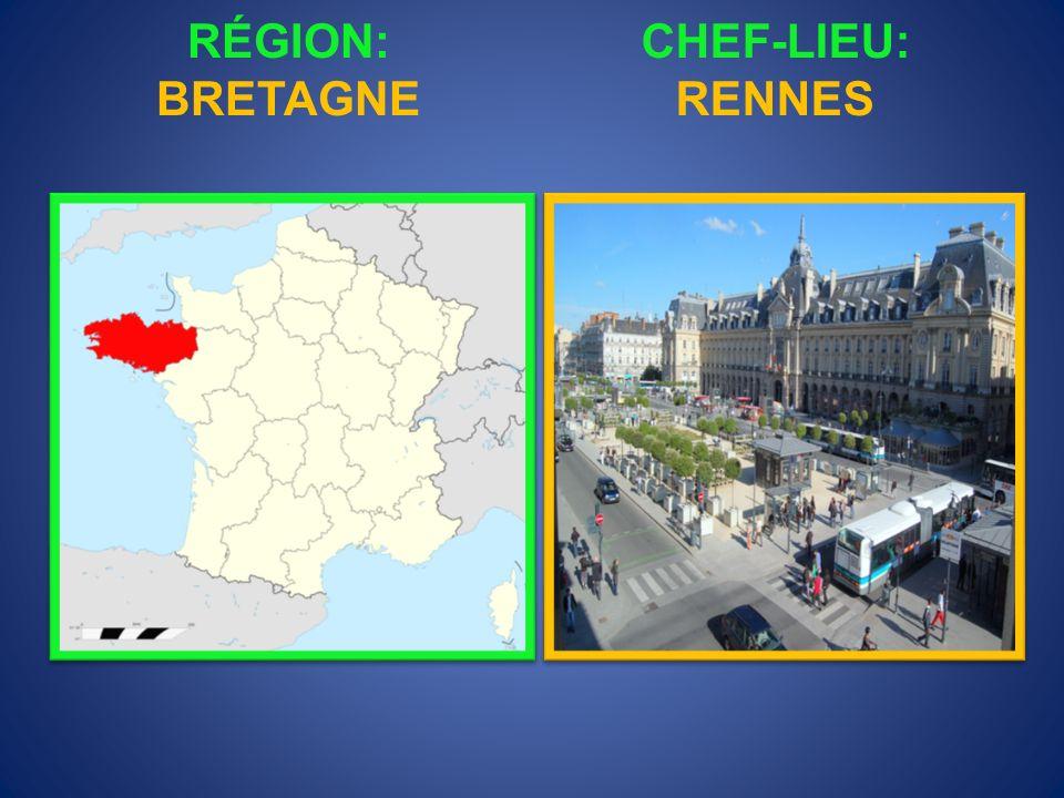 RÉGION: BOURGOGNECHEF-LIEU: DIJON