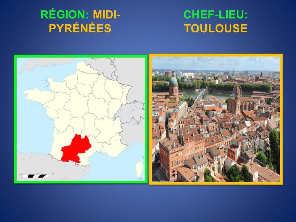 RÉGION: LORRAINECHEF-LIEU: METZ
