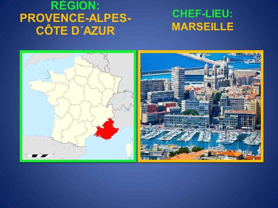 RÉGION: POITOU- CHARENTES CHEF-LIEU: POITIERS