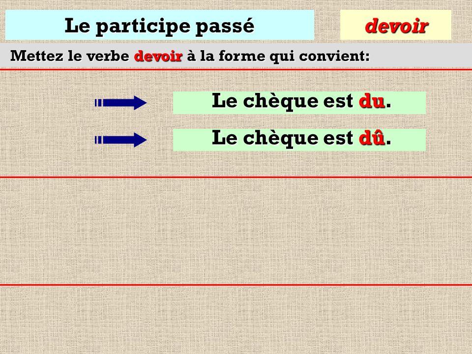Test Quiz Grammaire Conjugaisons  Le Prsent De LIndicatif Mettez