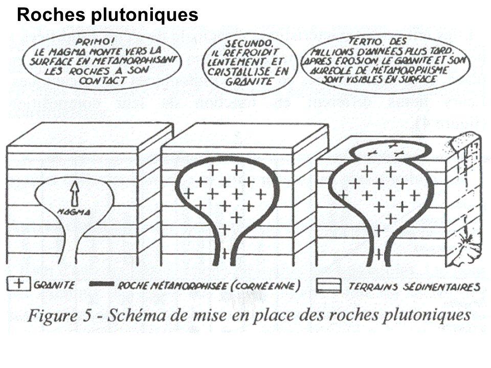 Roches plutoniques