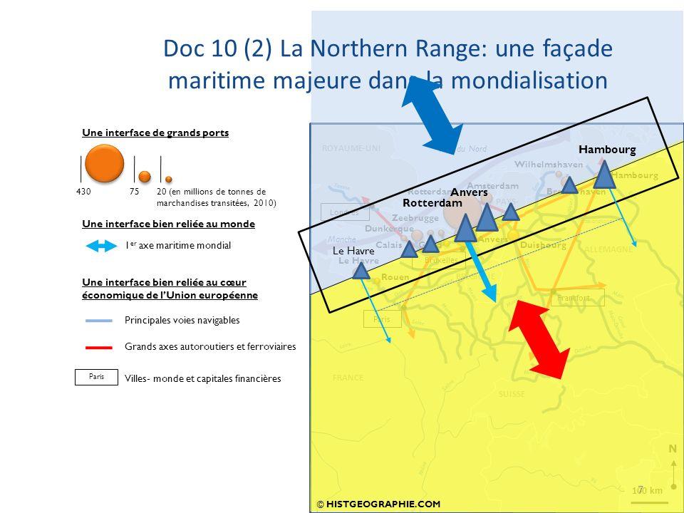 100 km Mer du Nord Manche ROYAUME-UNI FRANCE SUISSE LUX.