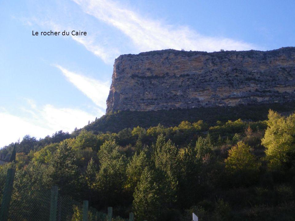 Le rocher du Caire