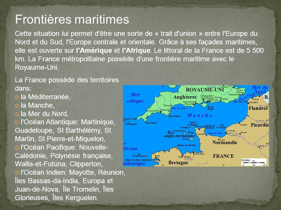 Cette situation lui permet d être une sorte de « trait d union » entre l Europe du Nord et du Sud, l Europe centrale et orientale.