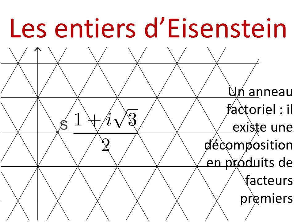 facteurs premiers formule