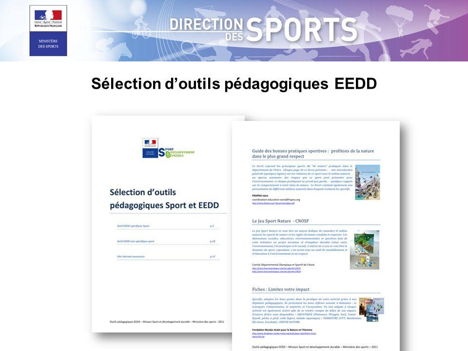Sélection d'outils pédagogiques EEDD