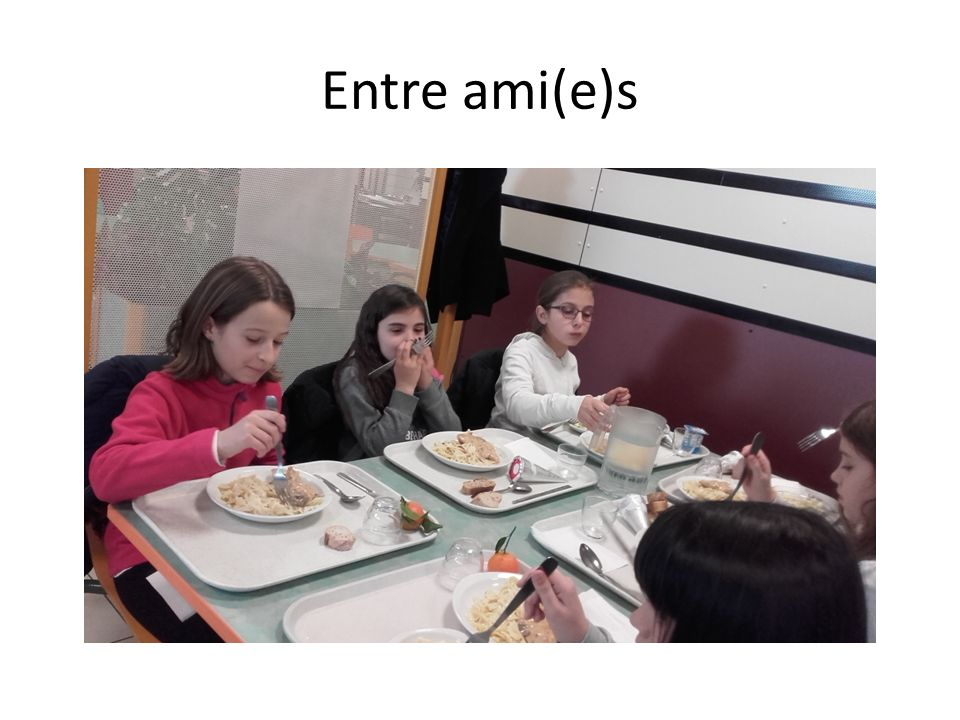 Entre ami(e)s