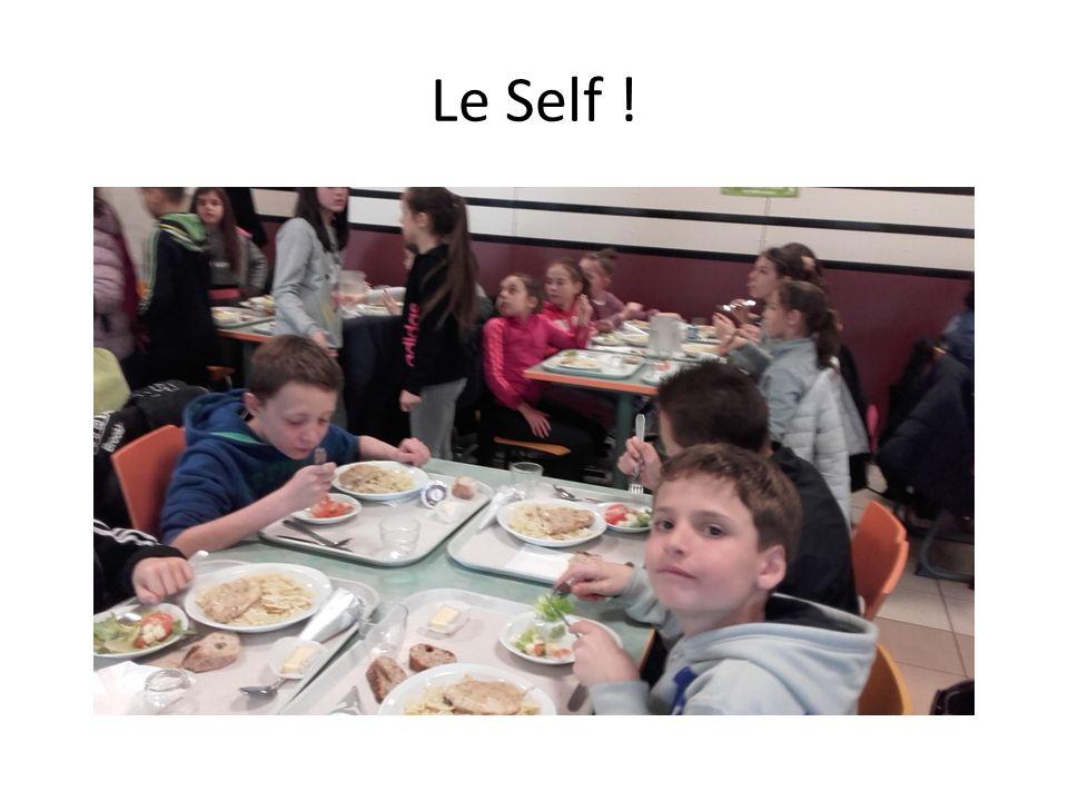Le Self !