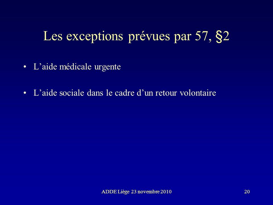 aide sociale 57