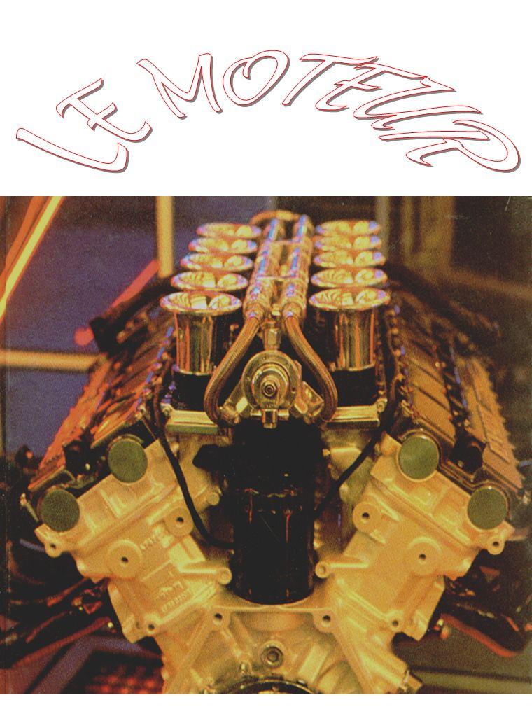 2 1 2 12 5 8 3 4 6 7 9 10 11 CONSTITUTION ORGANES FIXES 1 Cache culbuteur 2 Culasse 3 Bloc cylindre 4 Carter inférieur EQUIPEMENT MOBILE 5 Piston 6 Bielle 7 Vilebrequin 8 Volant moteur ORGANES DE DISTRIBUTION 9 Courroie 10 Arbre à cames 11 Culbuteur 12 Soupape