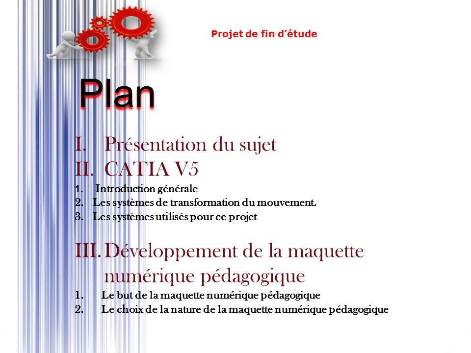 Fabuleux Page 1 Powerpoint Templates Projet de fin d'étude développement d  DE67