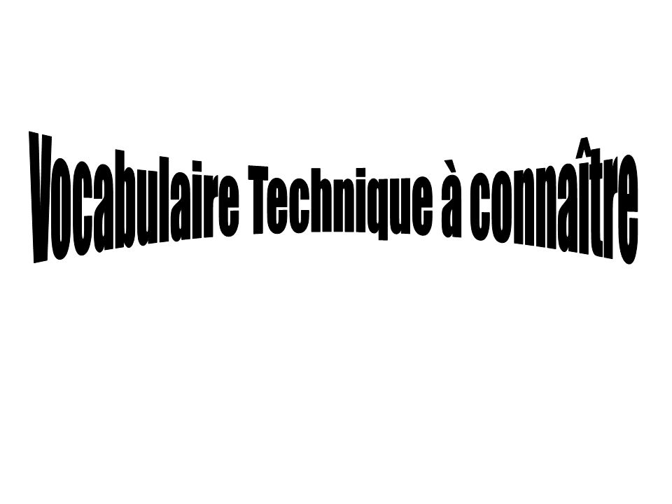 Epaulement Congé Gorge Chanfrein (Collet)