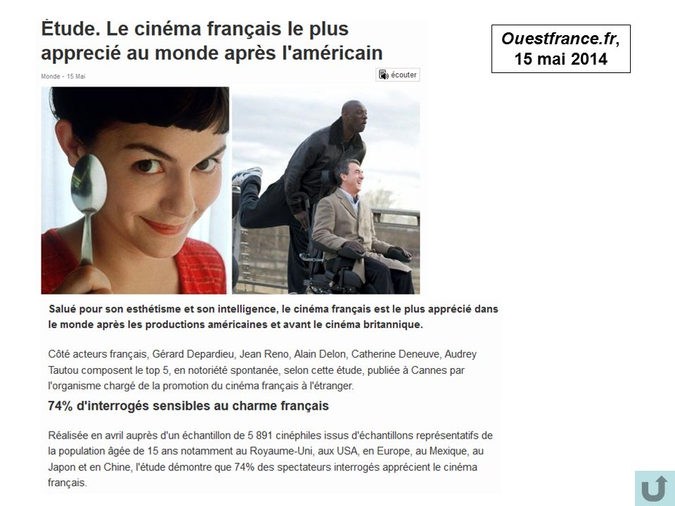 Ouestfrance.fr, 15 mai 2014