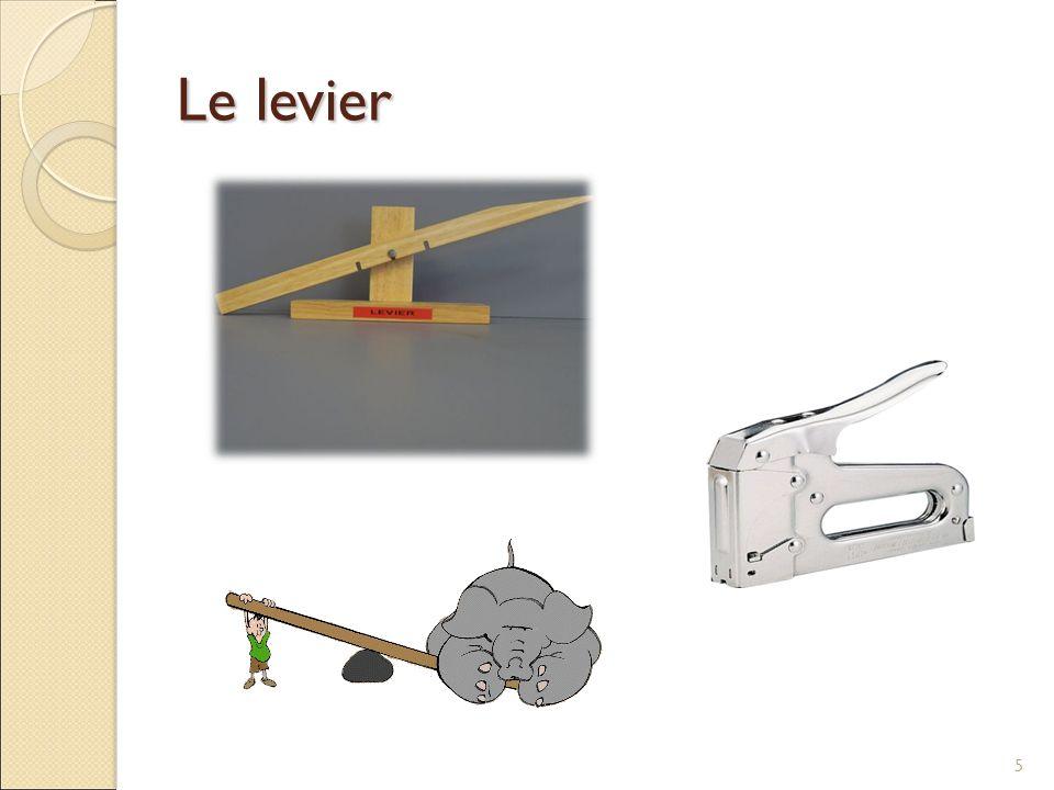 Le levier 5