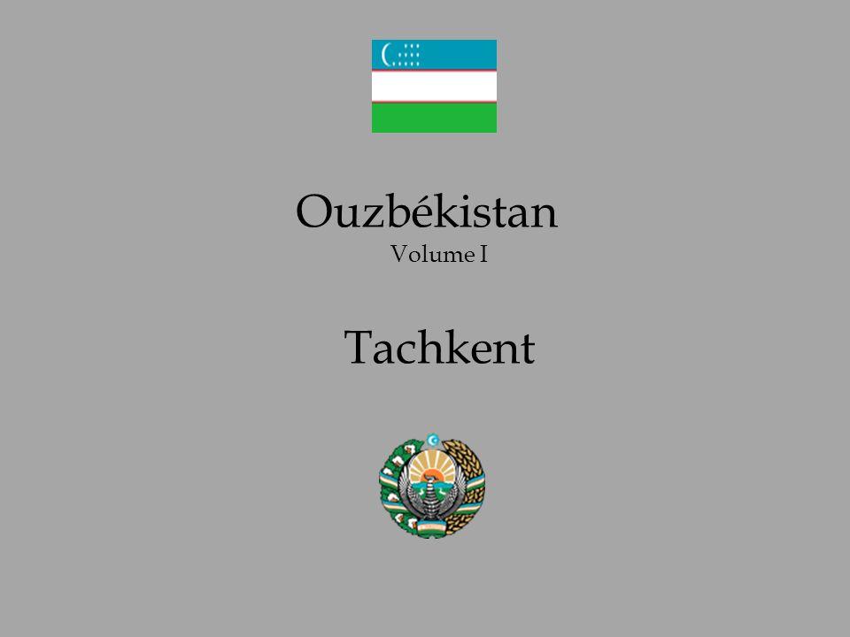 L'Ouzbékistan est un des plus riches témoignages du passé de l'Asie Centrale, et notamment de l'époque de Tamerlan.