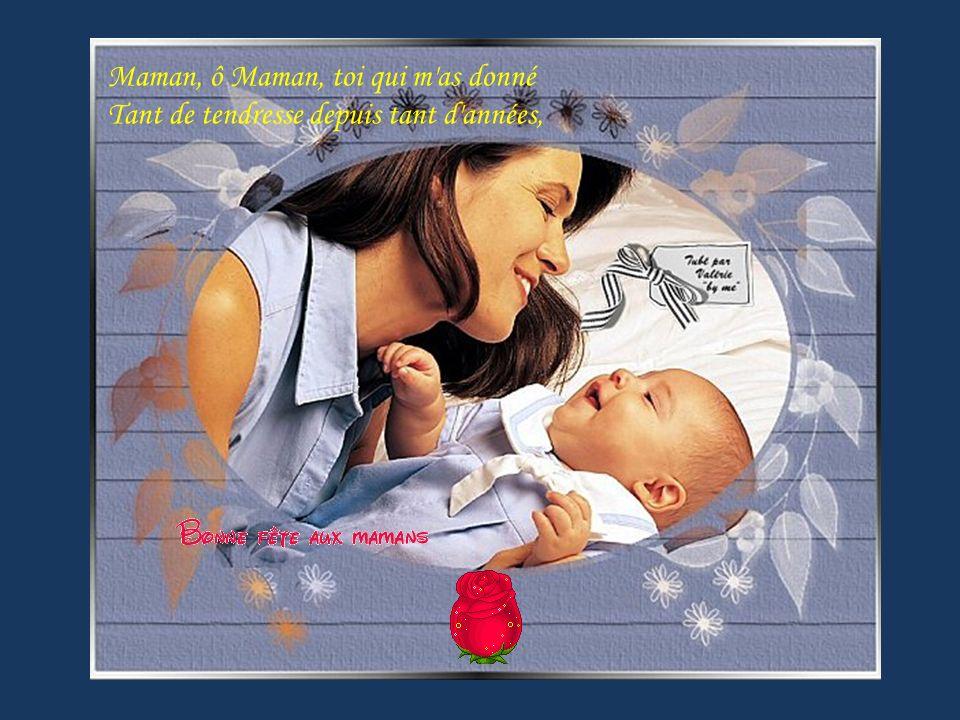 Automatique Bonne fête Maman !