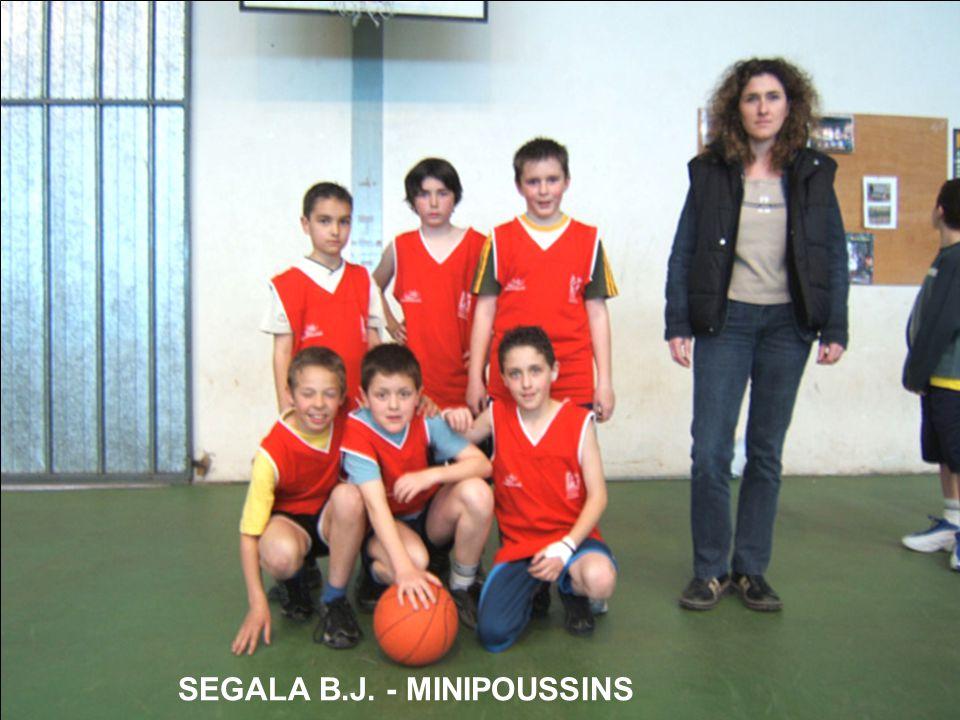SEGALA B.J. - MINIPOUSSINS