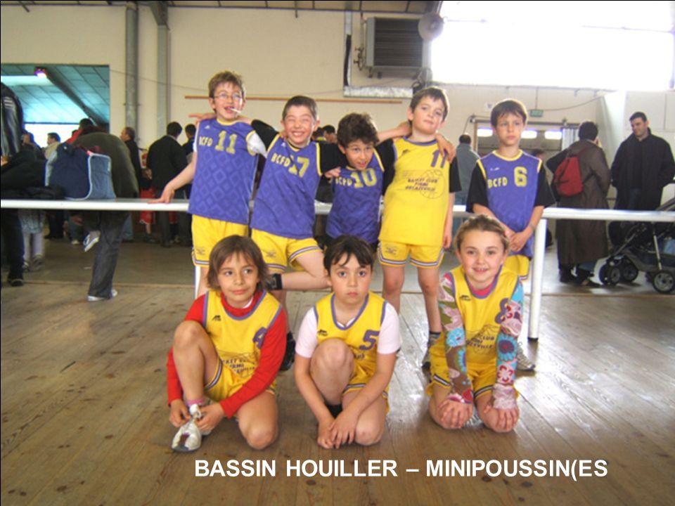 BASSIN HOUILLER – MINIPOUSSIN(ES