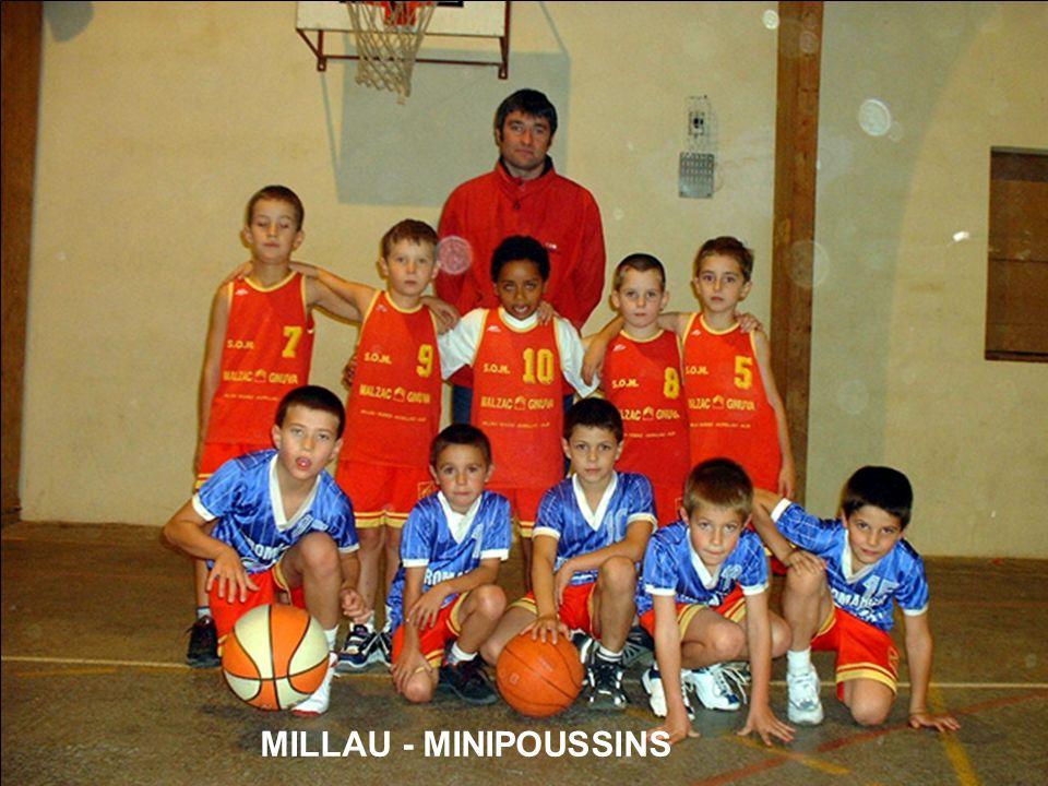 MILLAU - MINIPOUSSINS