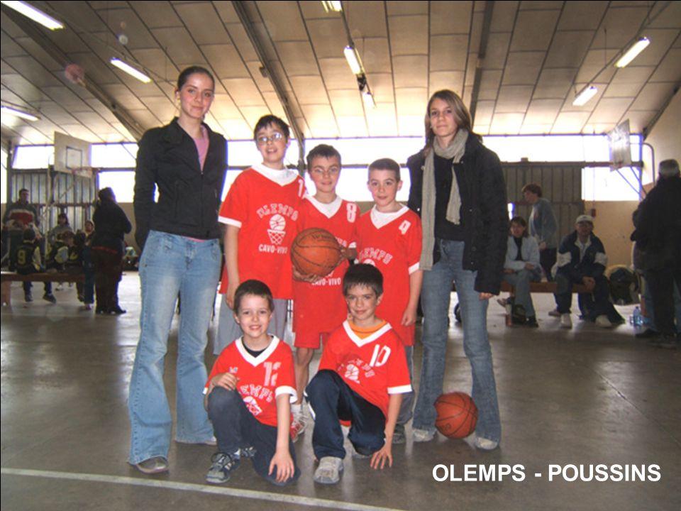 OLEMPS - POUSSINS