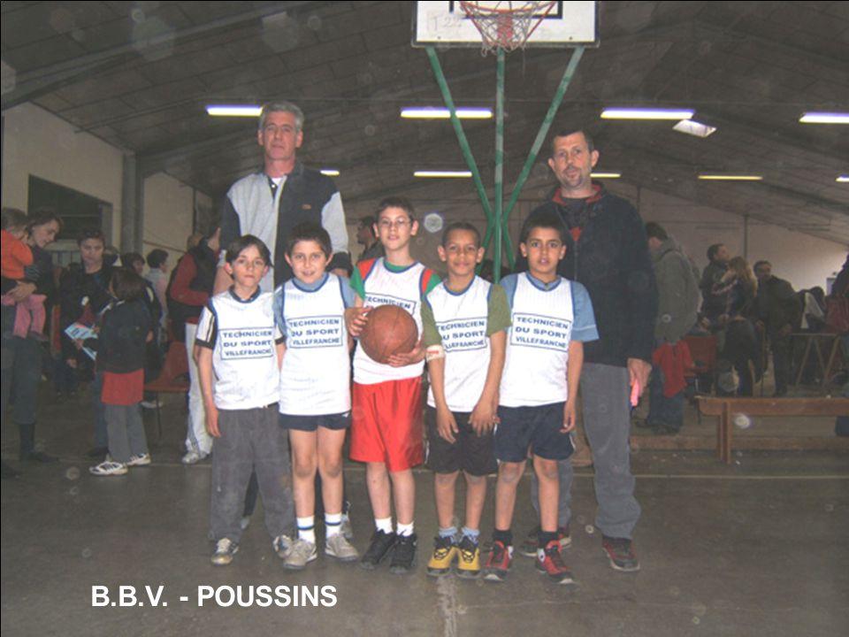 B.B.V. - POUSSINS