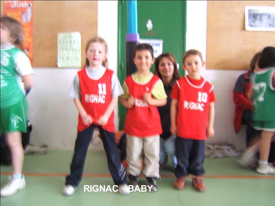 RIGNAC - BABY