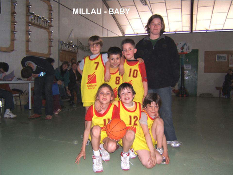 MILLAU - BABY