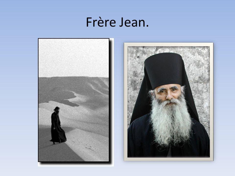 Frère Jean.