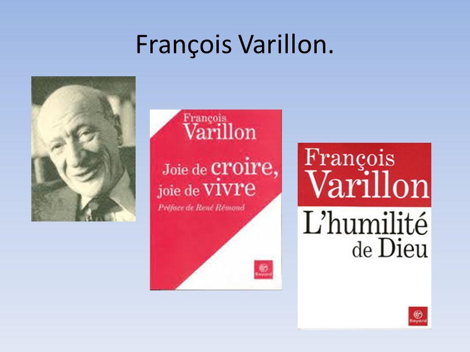 François Varillon.
