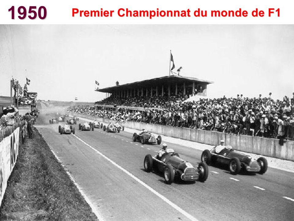 1950 Premier Championnat du monde de F1