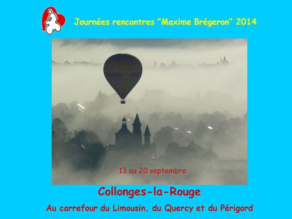 La Corrèze compte 1132 km de sentiers de randonnée.