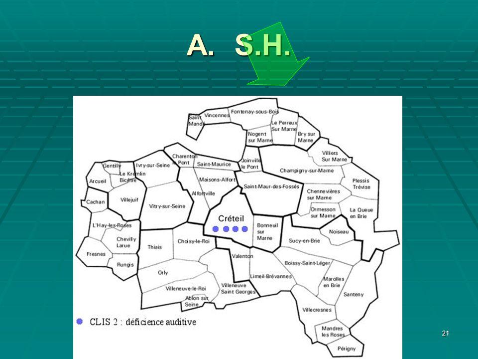 21 A. S.H.