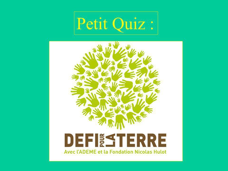 Petit Quiz :
