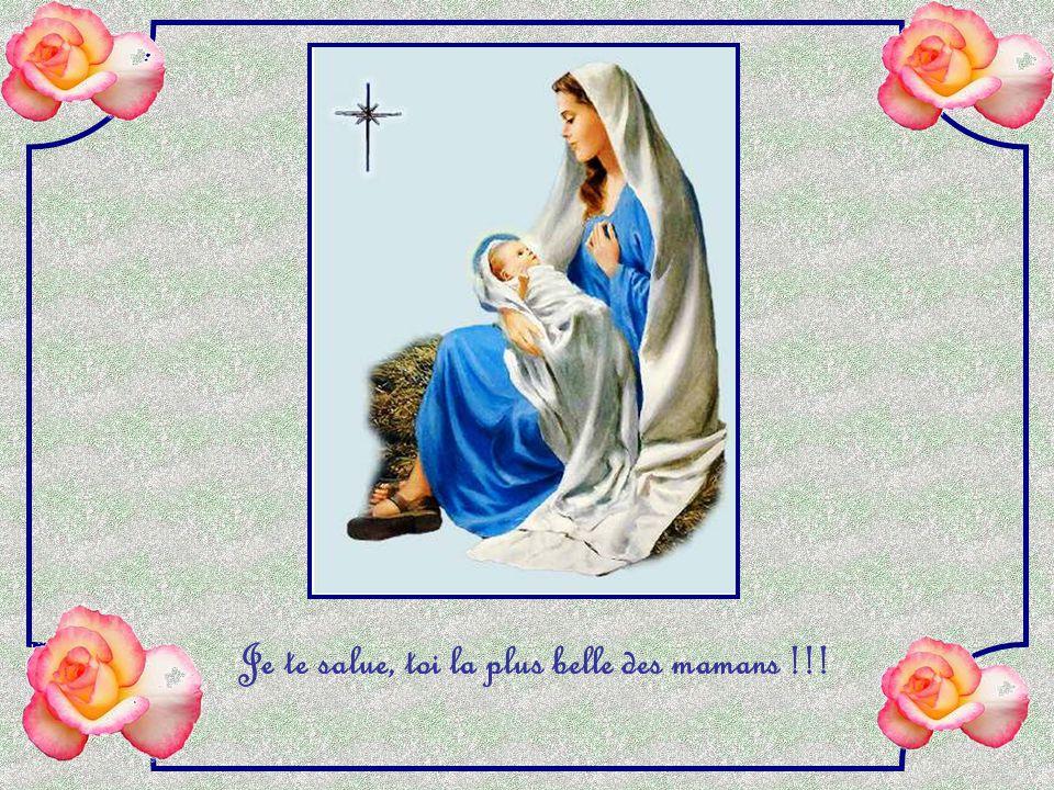 Je te salue, toi lImmaculée Conception, toi qui as conçu ce Jésus que nous allons célébrer dans les ripailleries, souffrances pour mon cœur !