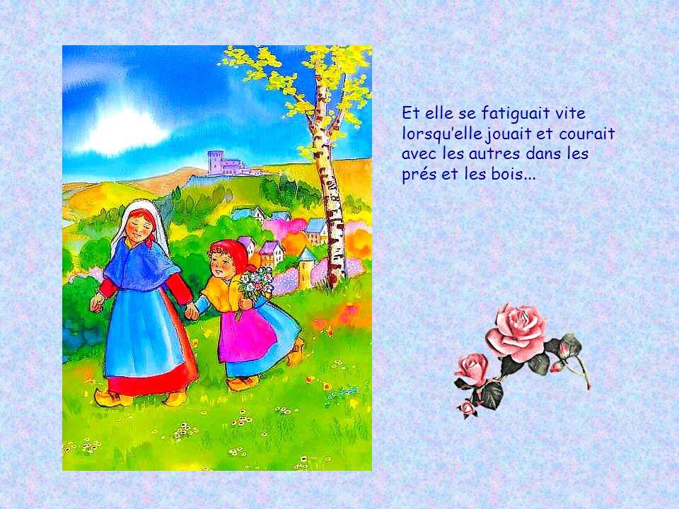 Un jour, Bernadette se rendit chez le Curé Peyramale, toute intimidée : « Monsieur le curé, la « Petite Dame » a demandé que l on construise une chapelle en son honneur et que l on y vienne en procession.