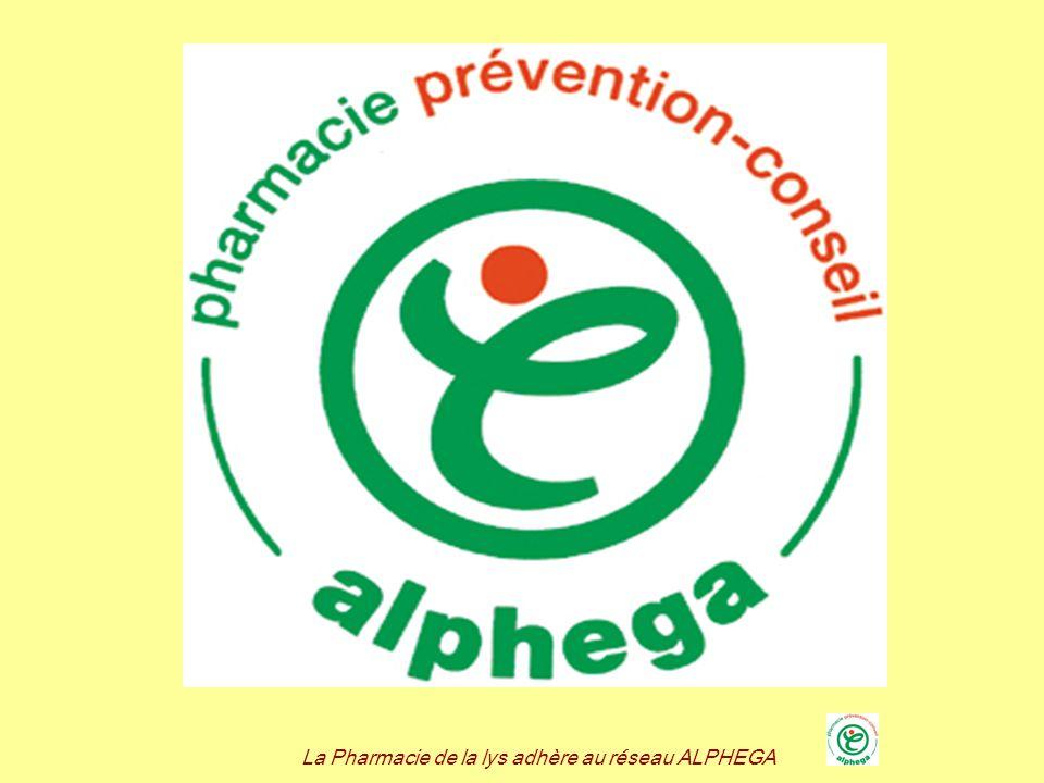 La Pharmacie de la lys adhère au réseau ALPHEGA Ce quil faut savoir sur le CHOLESTEROL