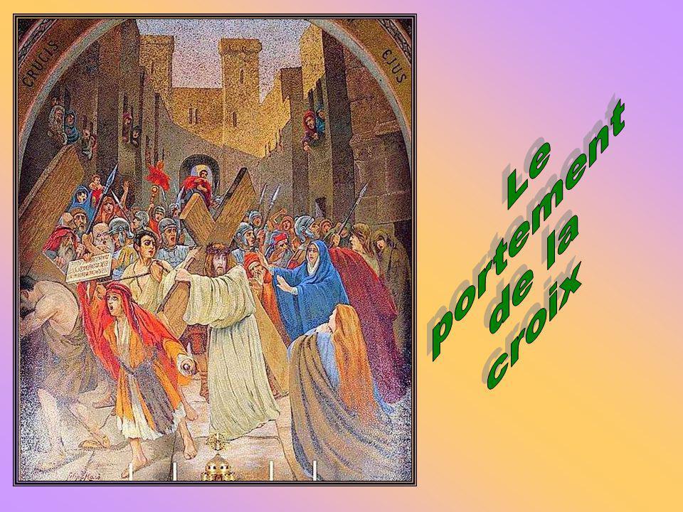 Que Marie obtienne à tous ceux qui sont persécutés par la main des hommes, ou qui souffrent dans leur corps, ou de tortures morales, ou de dépression,