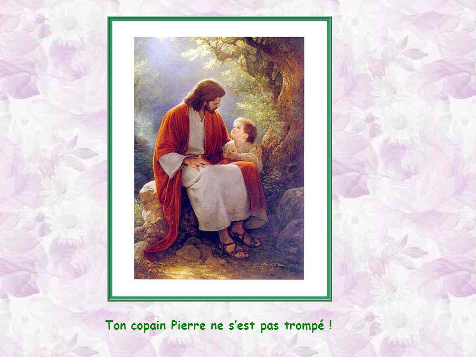 …ce Dieu-Amour dont tu es le Fils.