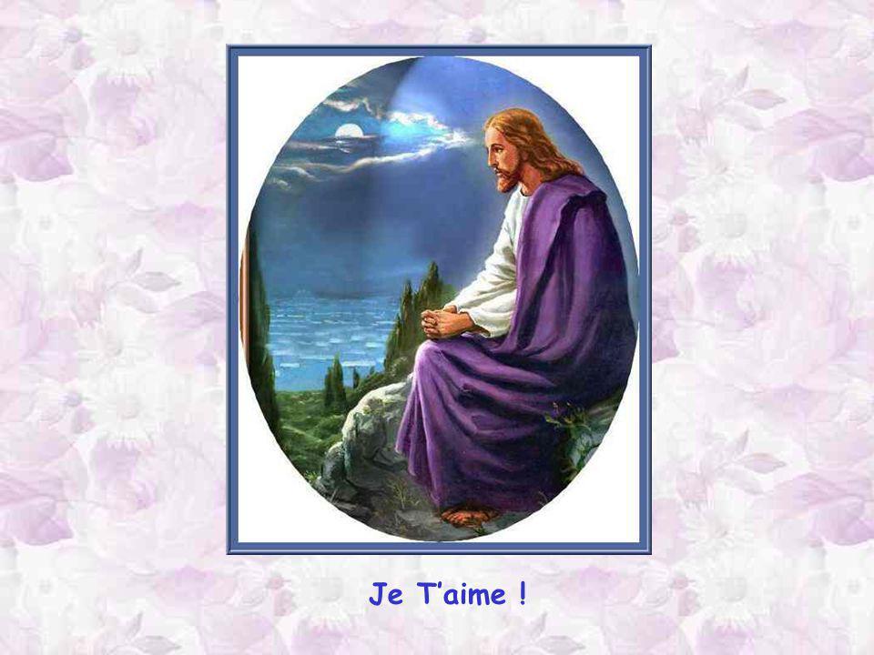 Pour moi, Tu es tout ça, car ce Dieu que tu es venu annoncer dans ce monde est le Dieu de mon cœur.