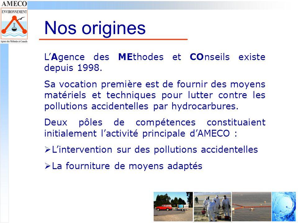 Nos origines LAgence des MEthodes et COnseils existe depuis 1998.