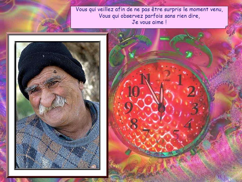 Je vois en vous les êtres de lumière que vous êtes, et qui transformez la vie en havre de Paix.