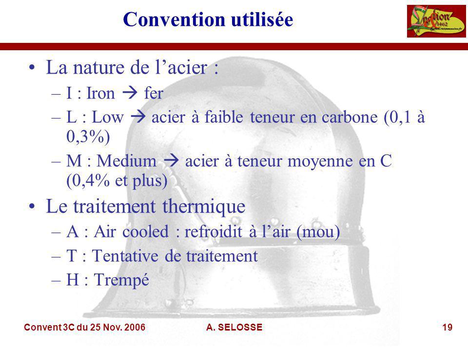 Convent 3C du 25 Nov. 2006A.