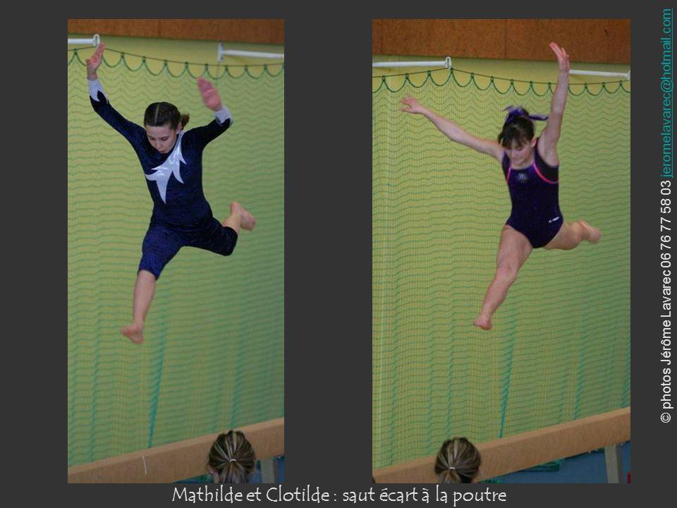 © photos Jérôme Lavarec 06 76 77 58 03 jeromelavarec@hotmail.comjeromelavarec@hotmail.com Mathilde à la poutre