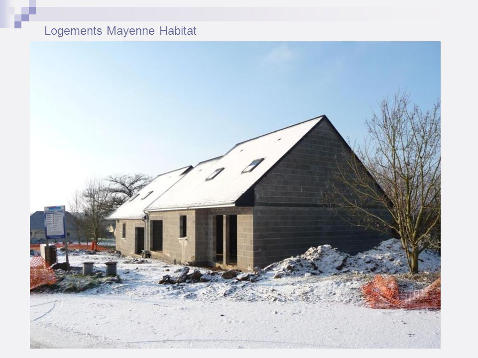 Logements Mayenne Habitat