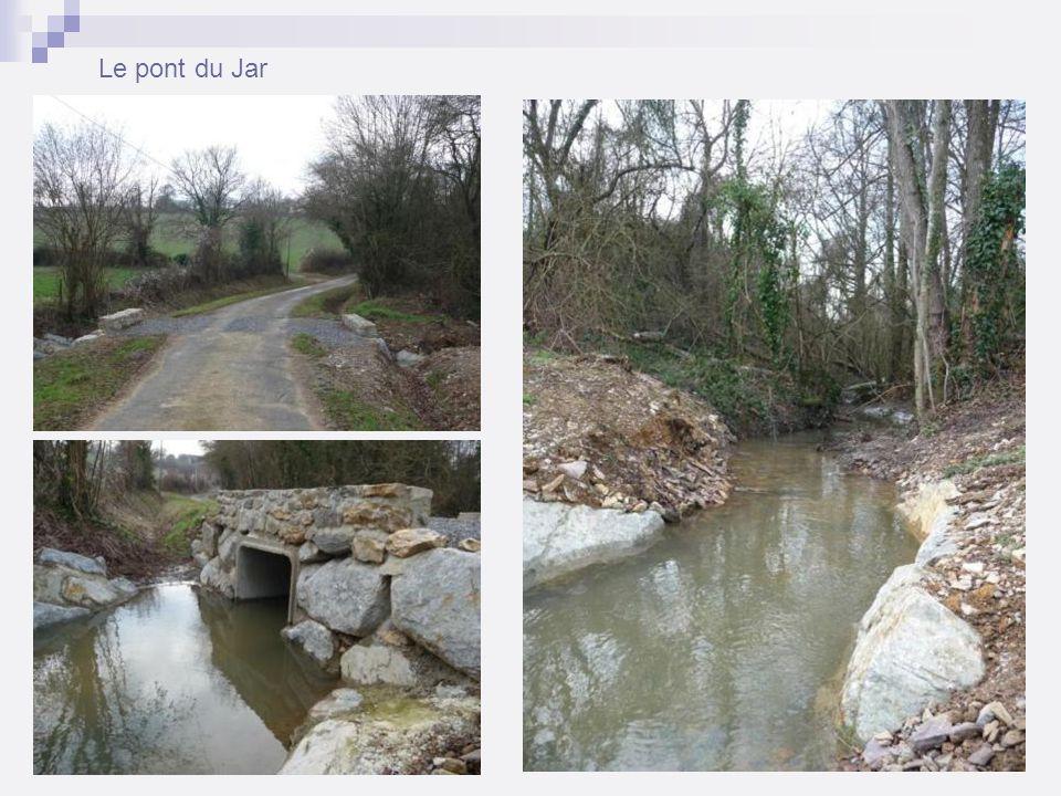 Le pont du Jar