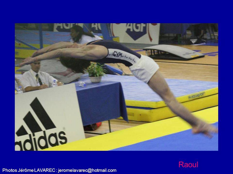 Photos Jérôme LAVAREC : jeromelavarec@hotmail.com Raoul