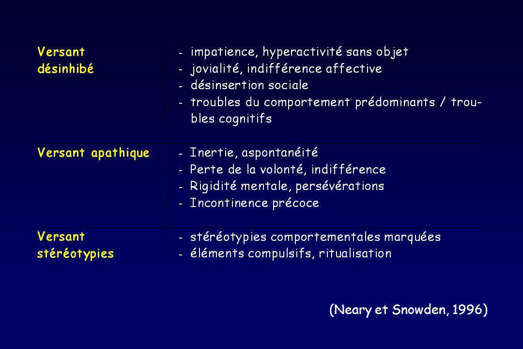 (Neary et Snowden, 1996)