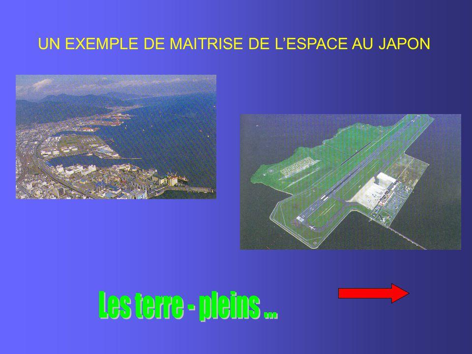 UN EXEMPLE DE MAITRISE DE LESPACE AU JAPON